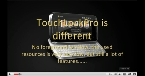 TouchLockPro *FREE* version
